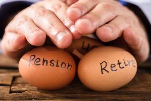 Retirement Accounts in a Divorce