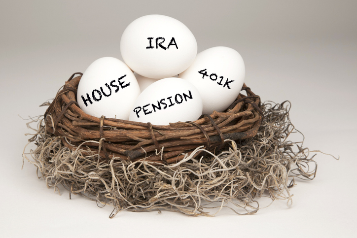 Retirement Assets and Property Division in a Louisville Divorce