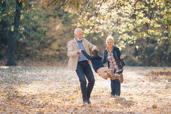 Does Kentucky Family Law Provide for Grandparent Visitation Rights?