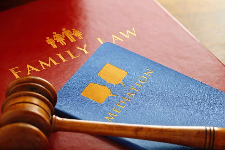 How Does Family Law Mediation Work in a Louisville Divorce