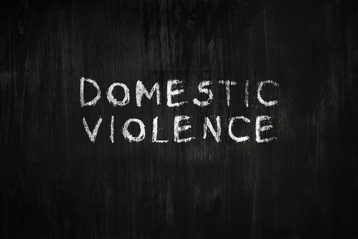 domestic violence allegations in a Louisville Divorce Case