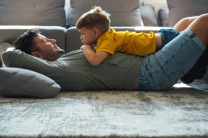 What Are My Legal Rights as a Father in a Louisville Family Law Case?