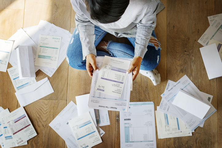 Attention to Tax Returns and Financial Records in a Divorce in Louisville