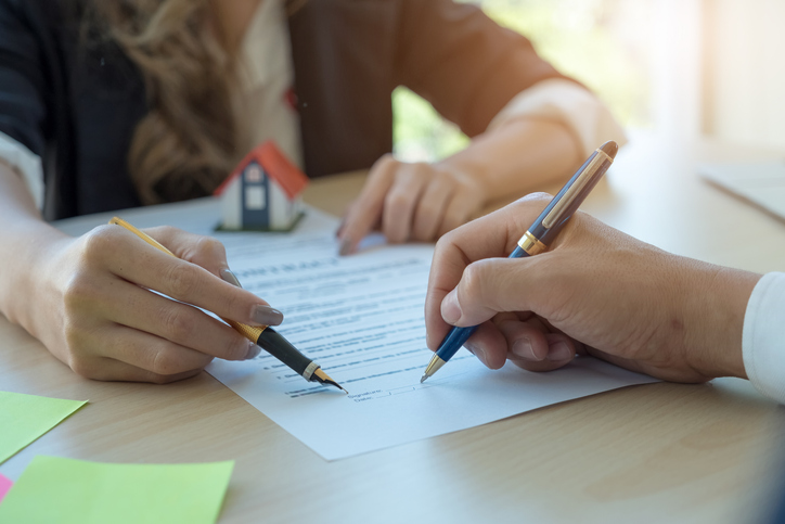 Transferring Real Property During or After a Louisville Divorce - Home