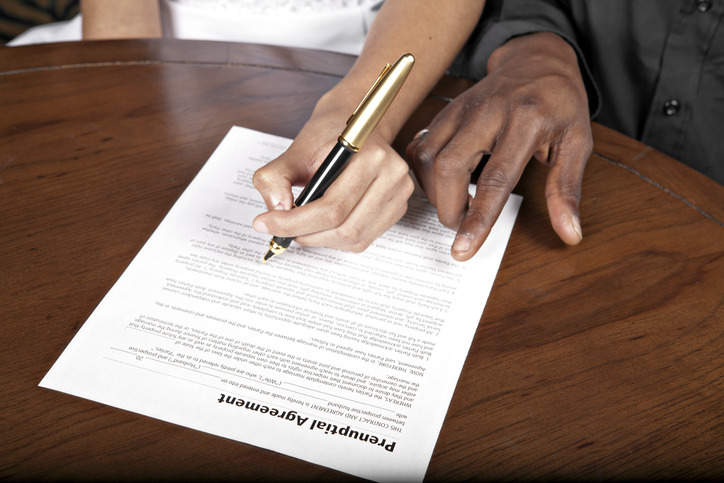 Pros and Cons of Signing A Prenuptial Agreement - Louisville Family Law