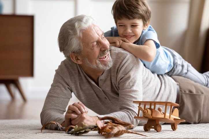 The Role of a Grandparent in a Divorce with Children Louisville