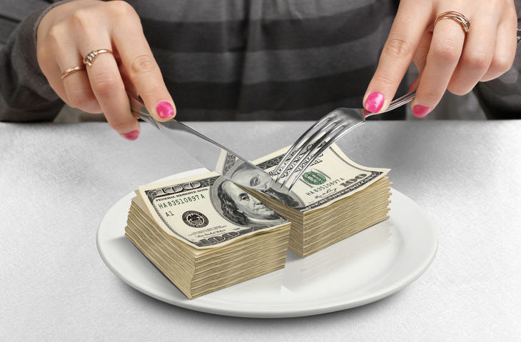Does the Process of a Divorce Treat Assets and Debt Equally? Louisville