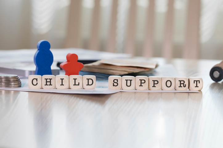 Pay Child Support in Louisville if Parenting Time is Equally Divided