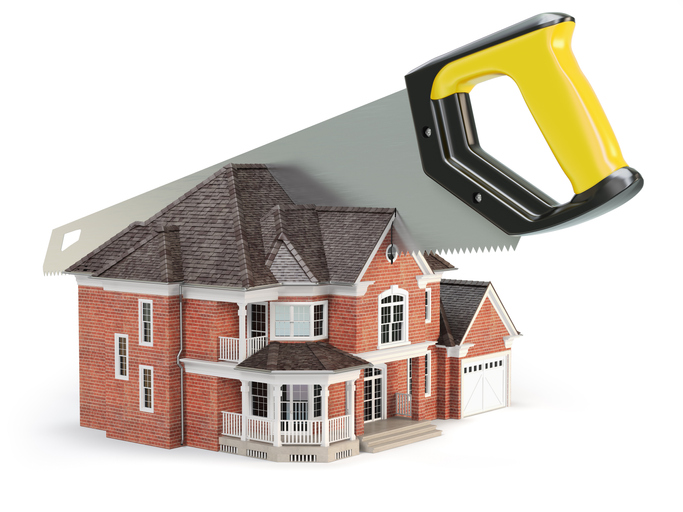 What Happens to the Family Home in a Louisville Divorce - Property